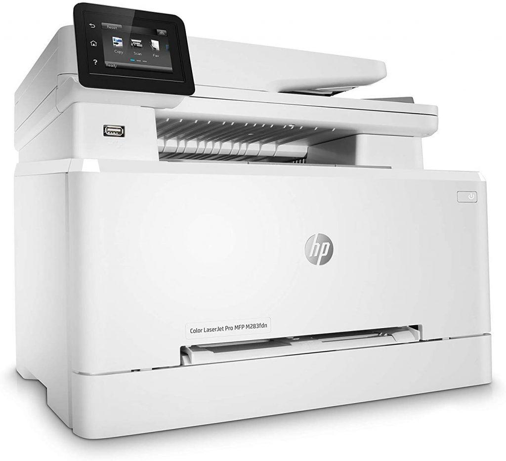impresora HP LaserJet Pro MFP M283FDW
