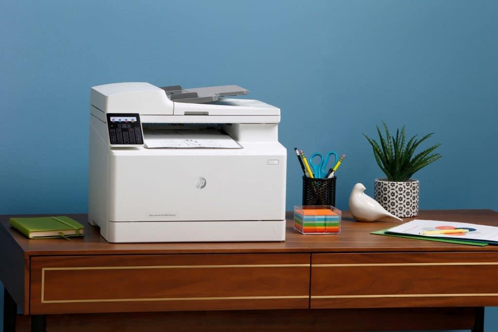 impresora hp color laserjet pro m183fw análisis