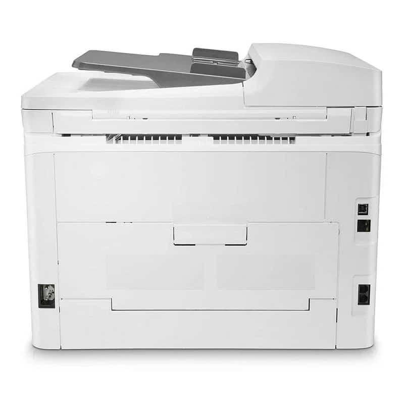 impresora hp color laserjet pro m183fw ethernet fax usb