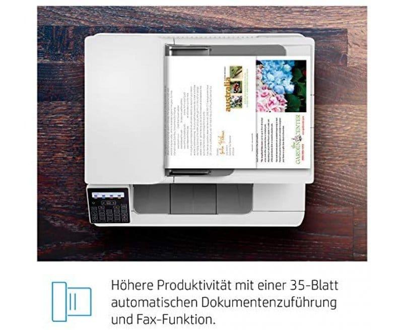 impresora hp color laserjet pro m183fw