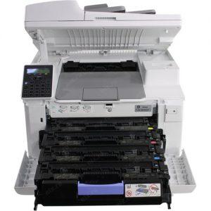 impresora hp color laserjet pro m183fw toner compatibles