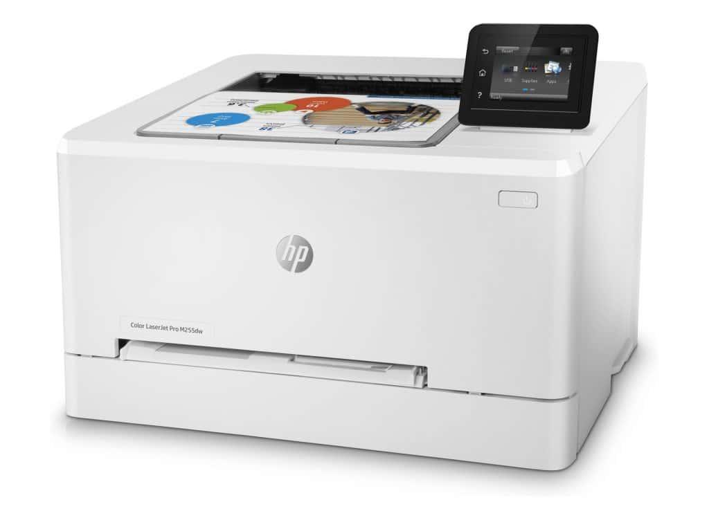 impresora láser HP Color LaserJet Pro M255dw