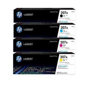 tóner original para las impresoras HP Color LaserJet Pro MFP M283FDW