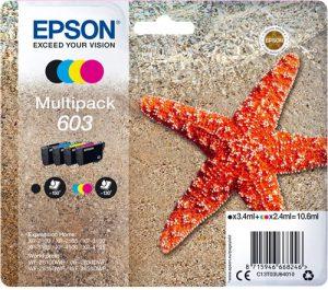 Epson WorkForce WF-2810DW cartuchos originales epson 603