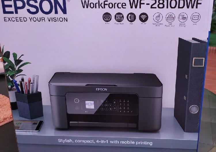 Epson WorkForce WF-2810DWF Opinión