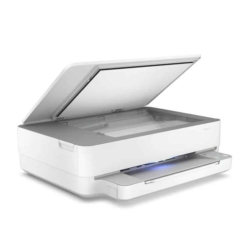 HP Envy 6022 cartuchos escaner cis