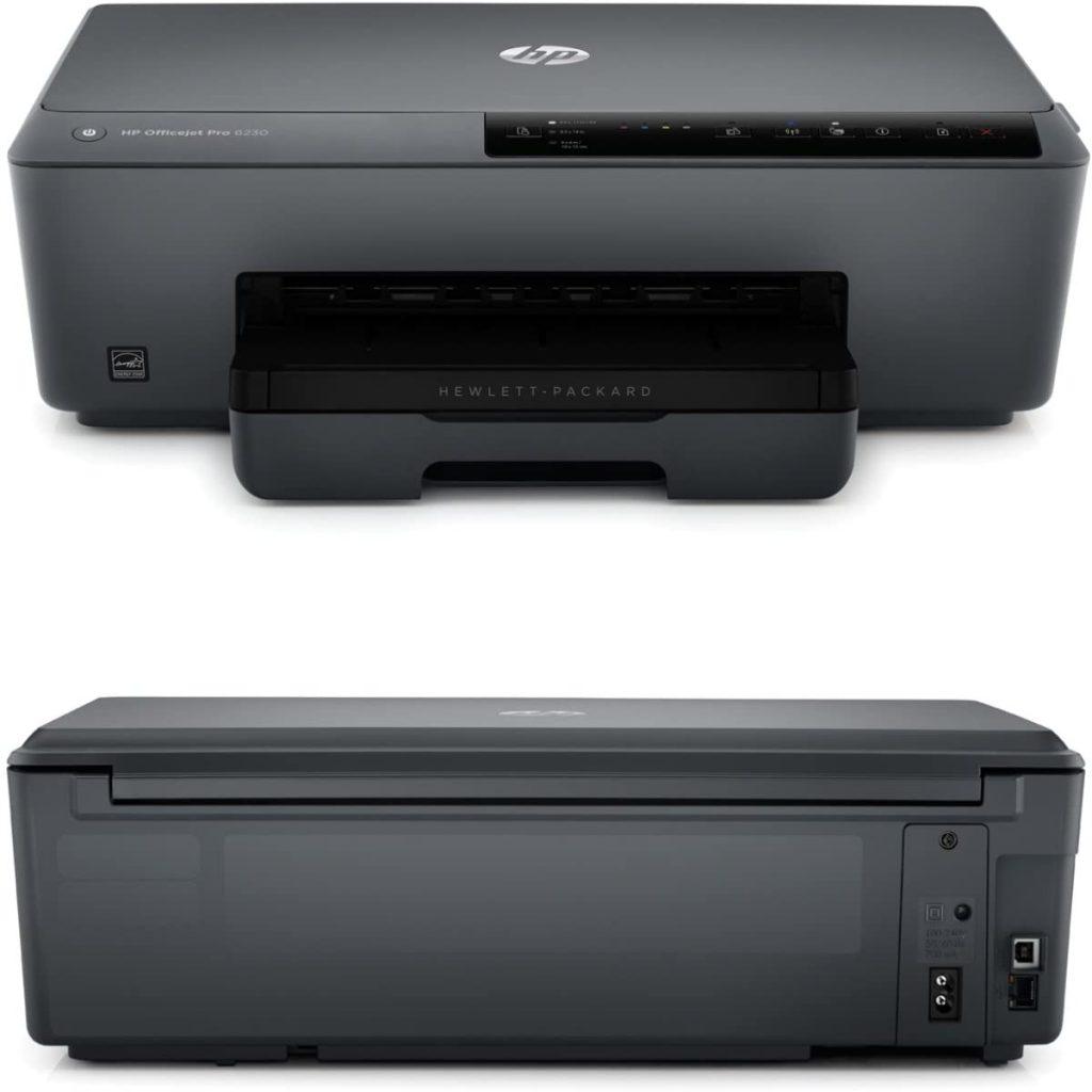 HP officejet Pro 6230 caracteristicas wi fi