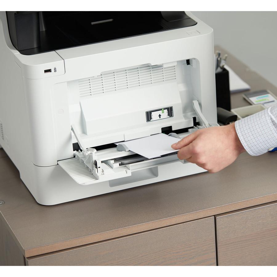 Impresora Brother MFC-L8690CDW entrada de cartas