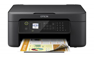 Impresora Epson WorkForce WF-2810DWF