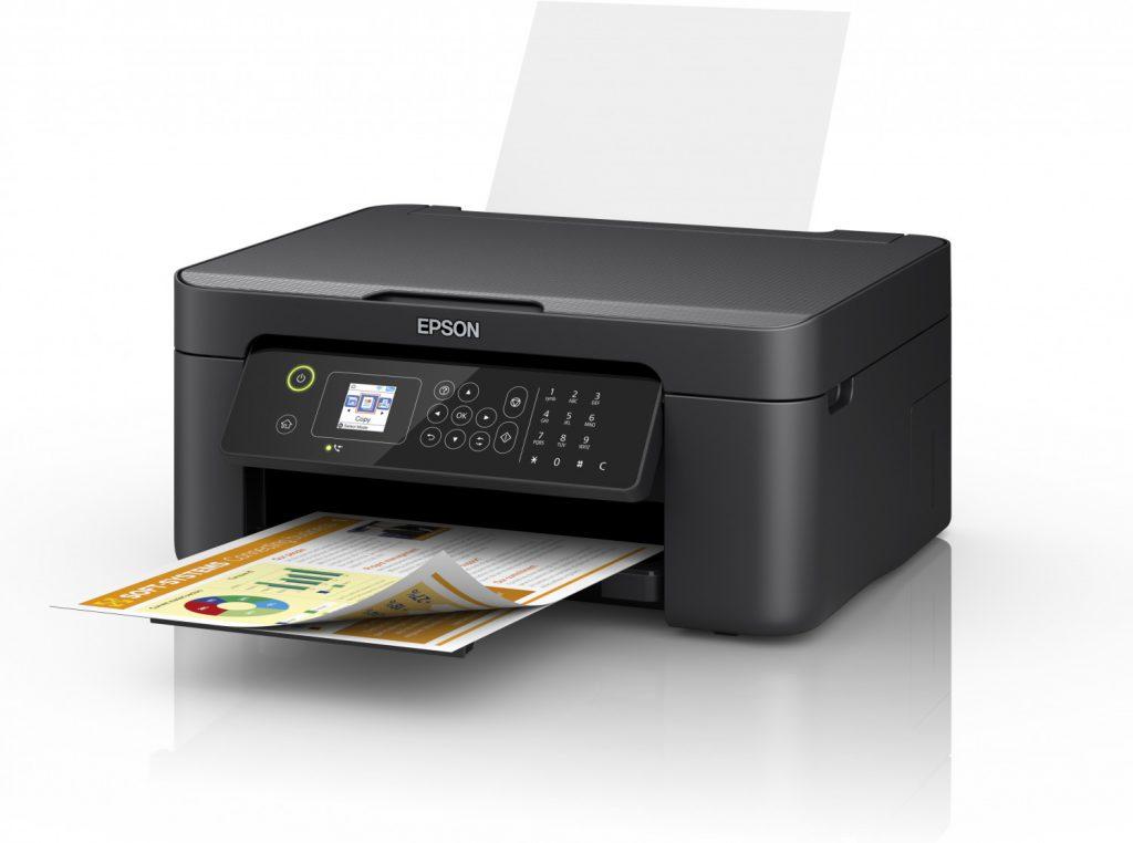 WF-2810DWF impresora Epson de la serie WF