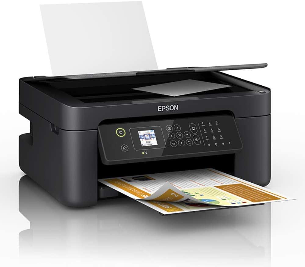 WorkForce WF-2810DWF impresora duplex automatica