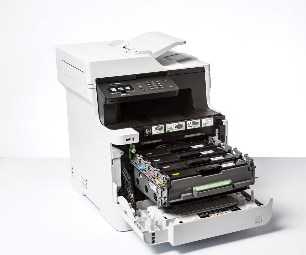 brother mfc-l8690cdw cambiar toner