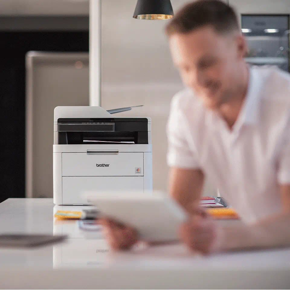 analisis Brother MFC-L3710CW impresora multifunción