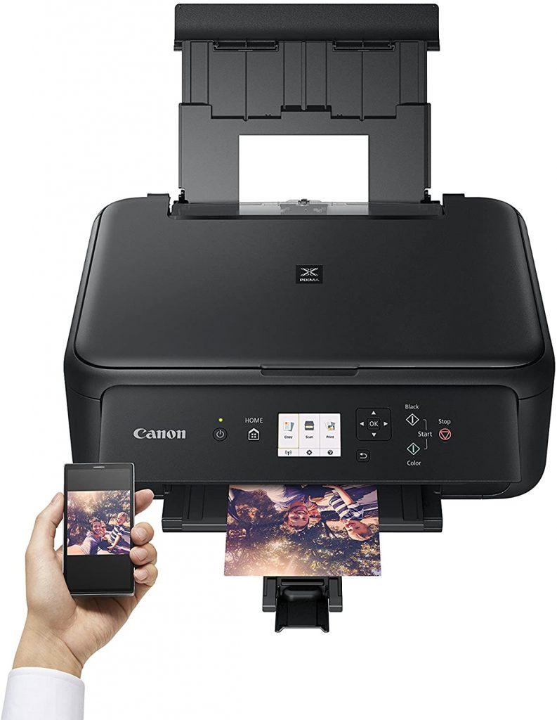 Canon Pixma TS5150 ideal para imprimir desde el movil