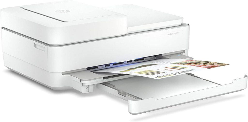 HP Envy Pro 6430 duplex automática