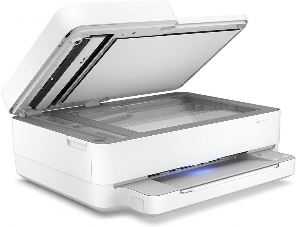 HP Envy Pro 6430 ecaner ciss en impresora inkjet