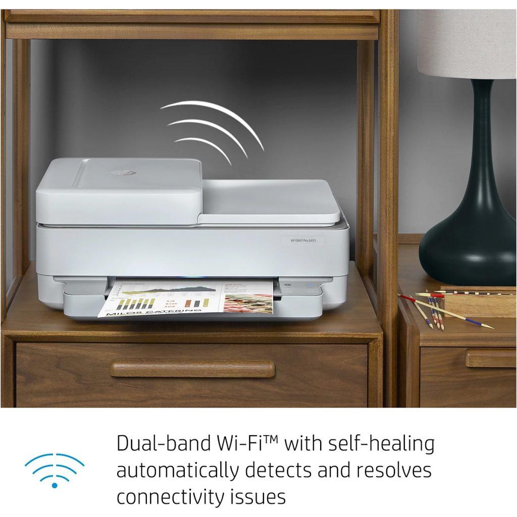 HP Envy Pro 6430 wifi de doble banda