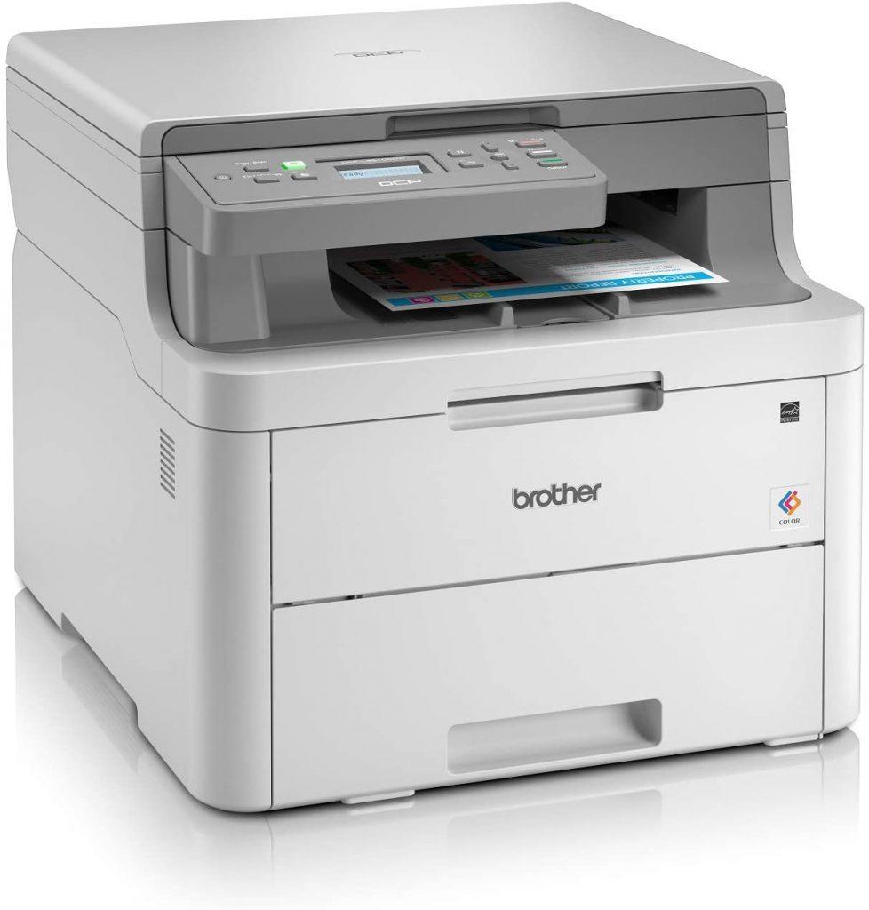 Impresora Brother DCP-L3510CDW duplex automatica
