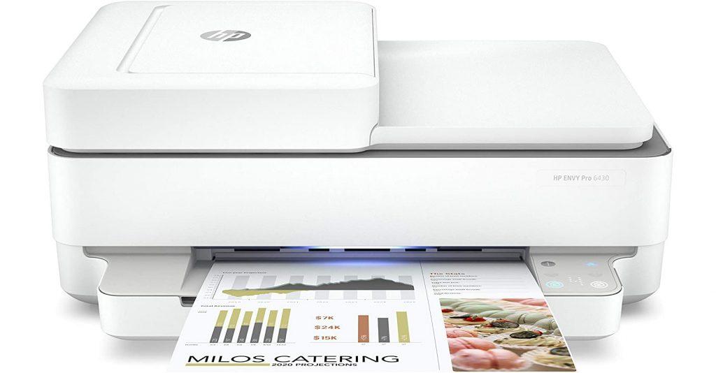 Impresora HP Envy Pro 6430