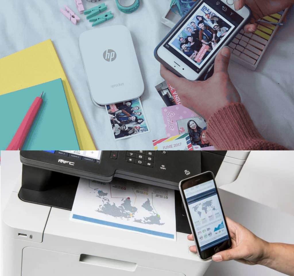 Impresoras para móvil