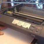 La mejor impresora matricial