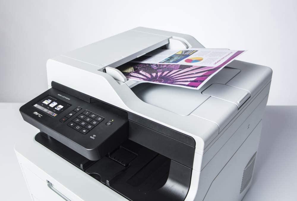 impresora brother 4 en 1 mfc-l3710cw