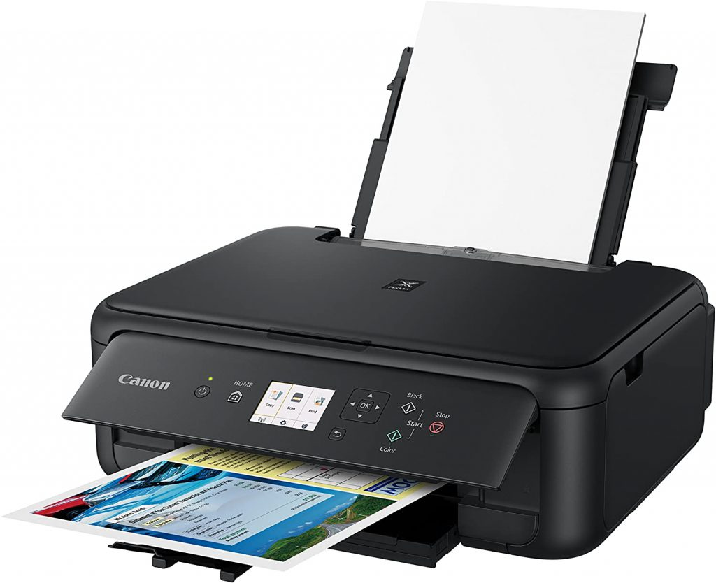 impresora canon de inyección de tinta wifi Pixma TS5150
