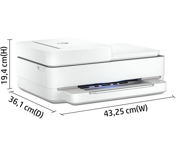 medidas HP Envy Pro 6430