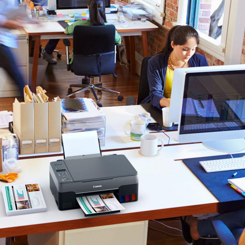 Canon Pixma G3560 impresora de tinta para oficina