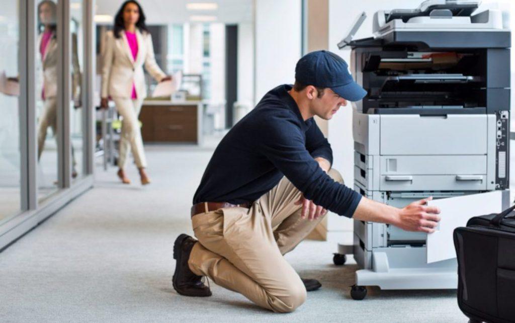 Como limpiar una impresora laser