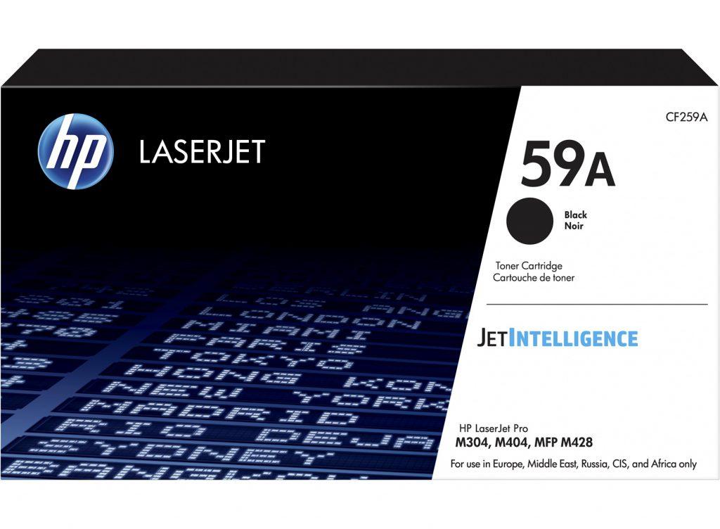 HP LaserJet Enterprise M430f toner