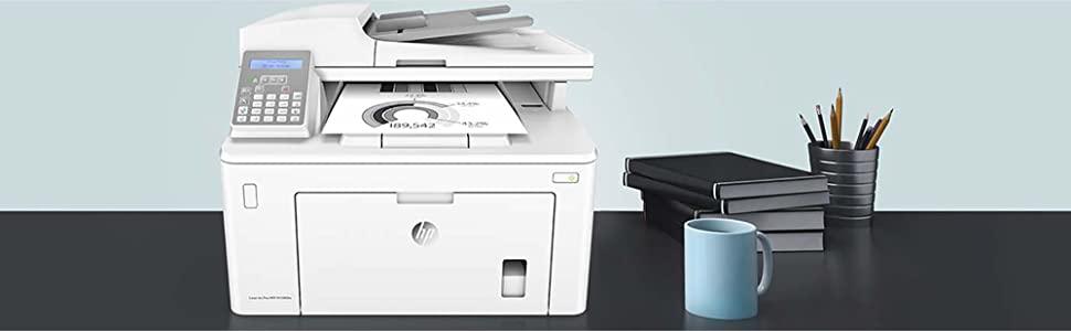 HP LaserJet Pro M148fdw analisis