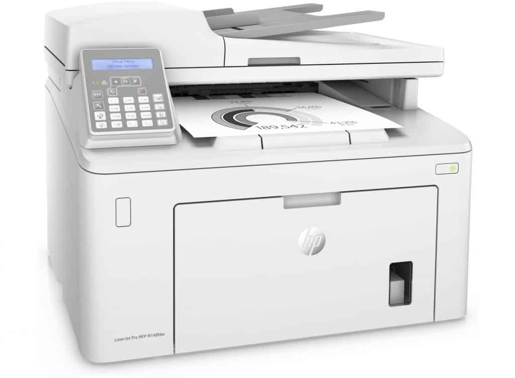 HP LaserJet Pro M148fdw duplex