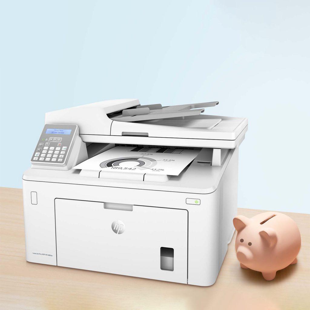 HP LaserJet Pro M148fdw impresora barata