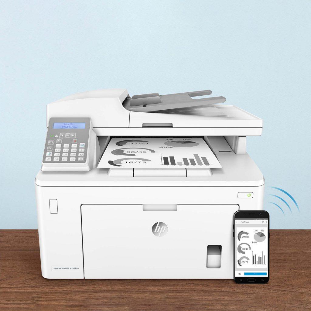 HP LaserJet Pro M148fdw impresora wifi