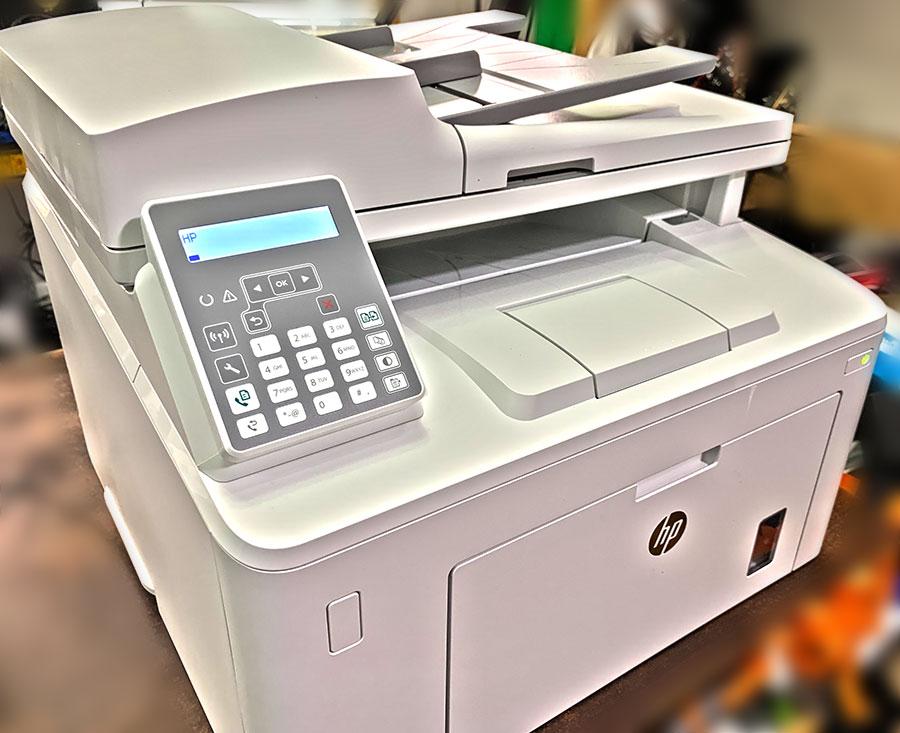 HP LaserJet Pro M148fdw opinión
