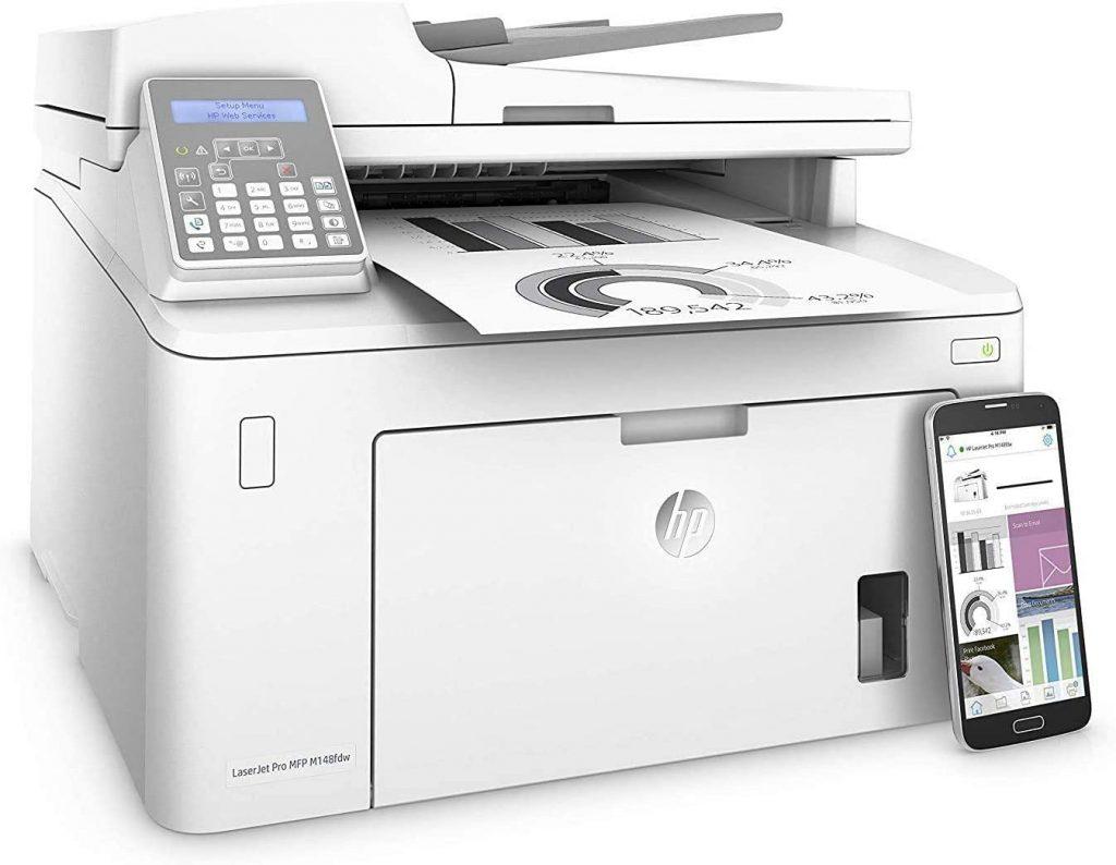 HP LaserJet Pro M148fdw wifi diret