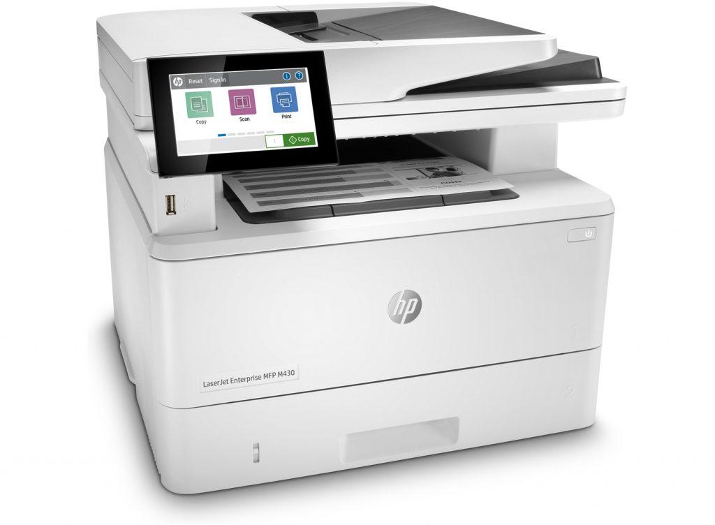 Impresora multifunción HP LaserJet Enterprise M430f