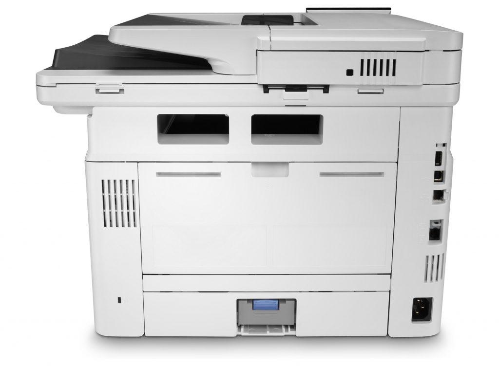 Impresora multifunción HP LaserJet Enterprise M430f salida