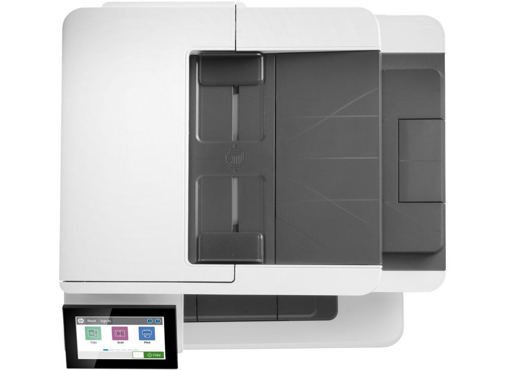 Multifunción HP LaserJet Enterprise M430f con escaner ADF