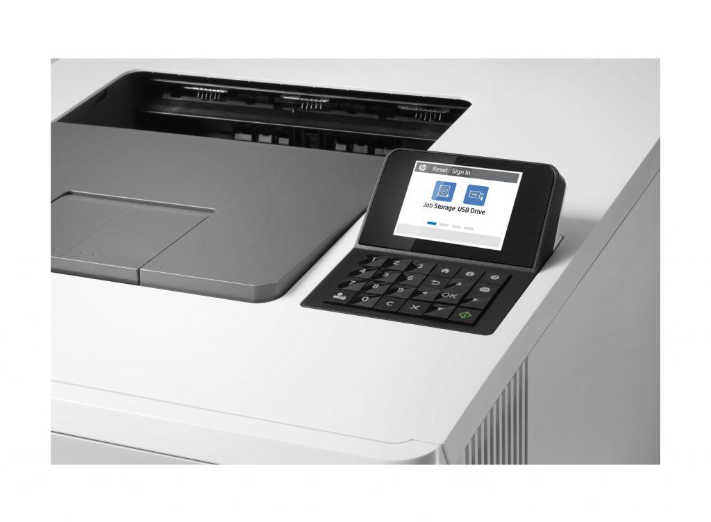 impresora HP Color LaserJet Enterprise M455DN
