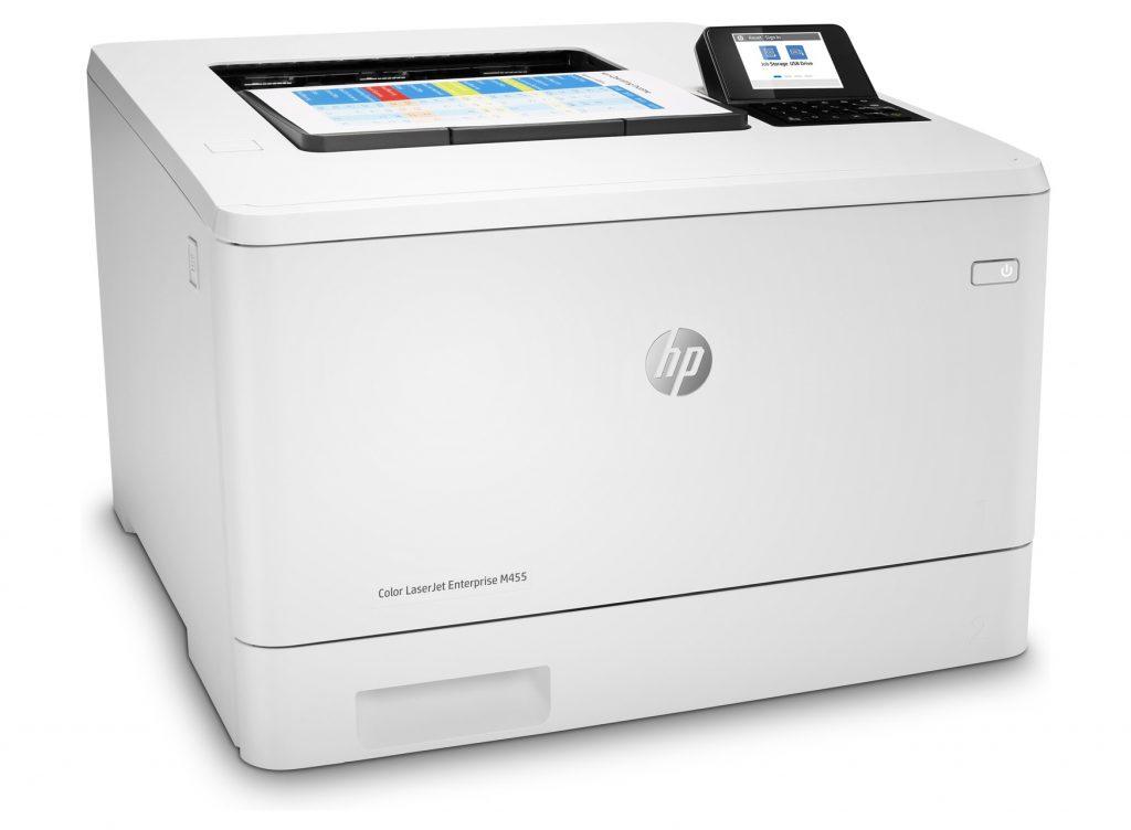 impresora laser HP Color LaserJet Enterprise M455DN