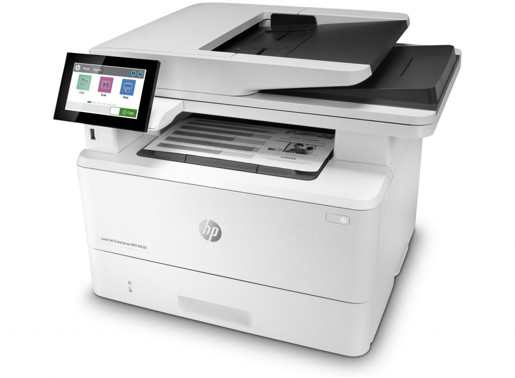 impresora laser HP LaserJet Enterprise M430f