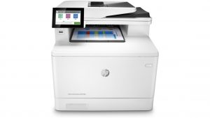 HP Color Laser Enterprise M480f