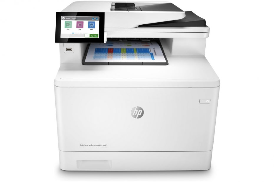 HP Color Laser Enterprise M480f