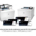 HP Color Laser Enterprise M480f tóner