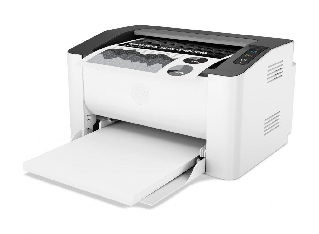 HP Laser 107w impresión wifi