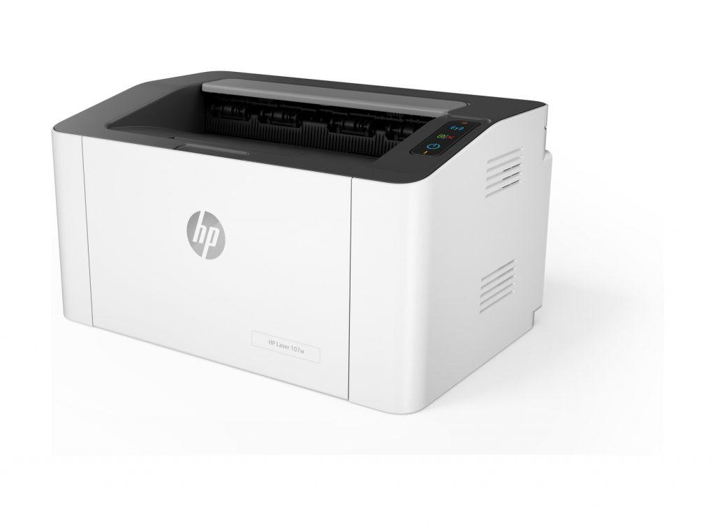 HP Laser 107w impresora laser monocromo