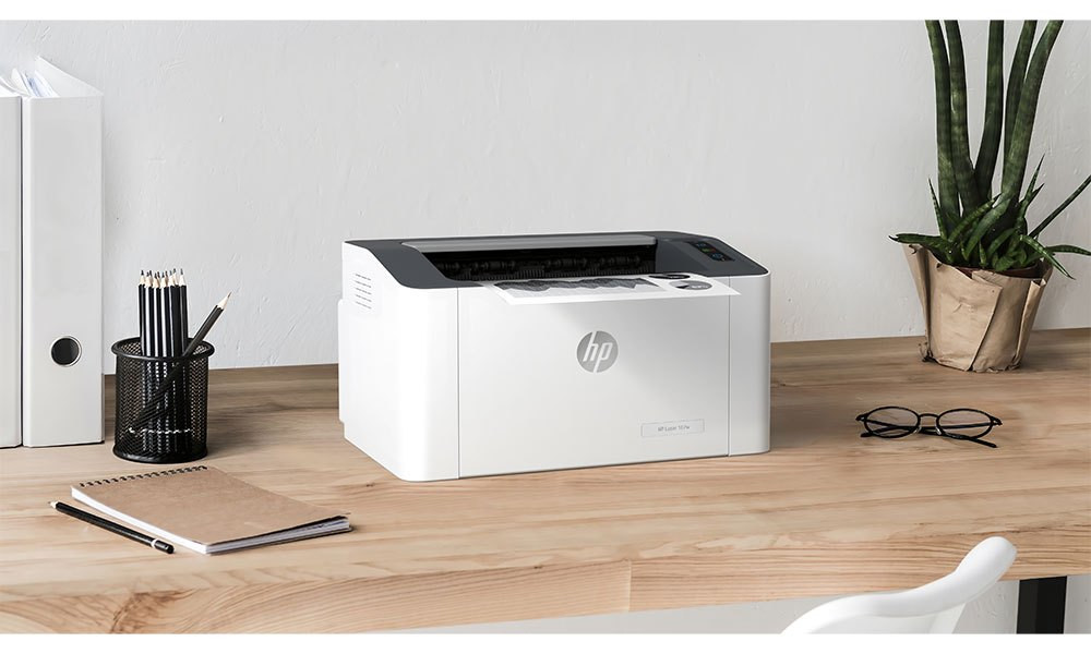 HP Laser 107w review