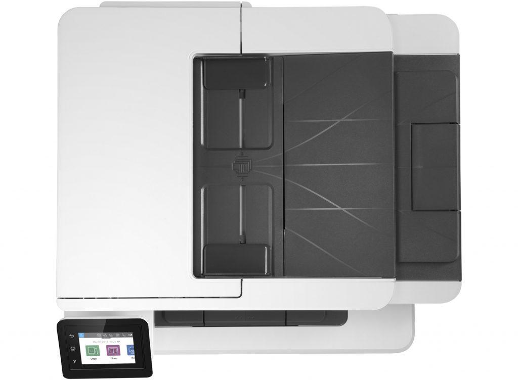HP LaserJet Pro M428fdn doble cara e impresion multifuncion
